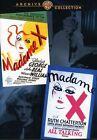 Madame X (1929)/Madame X (1937) (DVD, 2010, 2-Disc Set)