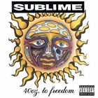 40oz. to Freedom [PA] by Sublime (Rock) (CD, Jul-1996, Gasoline Alley/MCA)