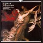 Hugo Wolf - : Italian Serenade; String Quartet (1999)