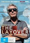 Anthony Bourdain's - The Layover : Season 1 (DVD, 2013, 3-Disc Set)