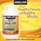Kirkland Omega-3 Fish Oil