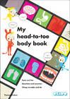 My Head-to-Toe Body Book by Okido (Hardback, 2012)