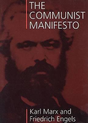 The Communist Manifesto by Friedrich Engels, Karl Marx (Paperback, 1998)
