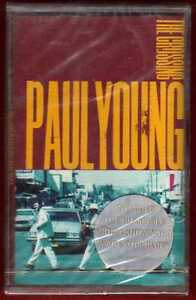 PAUL-YOUNG-The-Crossing-Musicassetta-sigillata