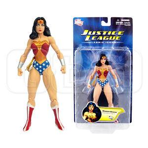 7-034-WONDER-WOMAN-figure-JUSTICE-LEAGUE-jl-CLASSIC-ICONS-series-1-DC-DIRECT-action