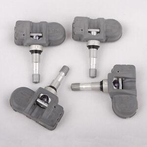 TPMS Mercedes C CL CLS E GL GLK ml R s SLK Tire Pressure Sensor Set 4 ...