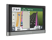 """Garmin - nuvi 2597LMT 5"""" GPS with Built-in Bluetooth & Lifetime Map & Traffic"""