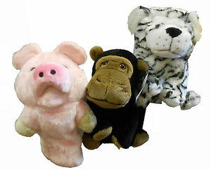 Izzo-Golf-Driver-Animal-Headcover-Select-from-8-Designs