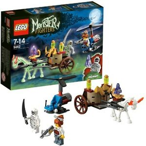 image is loading lego monster fighters 9462 the mummy sealed amp - Lego Monstre