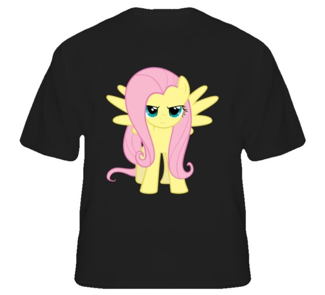 My Little Pony Brony Fluttershy Solo T Shirt