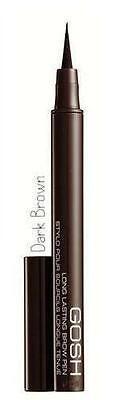 BRAND NEW GOSH Eyebrow Pen very long lasting felttip liners