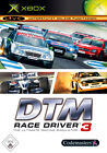 DTM Race Driver 3 (Microsoft Xbox, 2006, DVD-Box)
