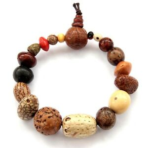 Tibetan-Buddhist-Natural-Seed-Prayer-Beads-Mala-Bracelet