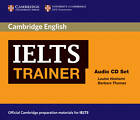 IELTS Trainer Audio CDs (3) by Louise Hashemi, Barbara Thomas (CD-Audio, 2011)