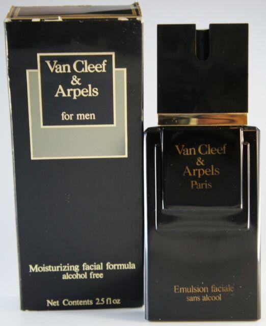 (133,27EUR/100ML) VAN CLEEF & ARPELS FOR MEN 75ML FACIAL FORMULA / EMULSION NEU