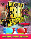 Giant 3D Sticker and Activity Book by Bonnier Books Ltd (Paperback, 2012)