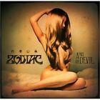 A Bit of Devil [Digipak] by Zodiac (Germany) (CD, Oct-2012, Prosthetic)