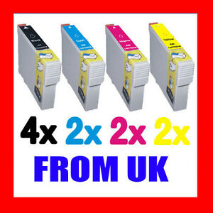 10-INK-CARTRIDGE-FOR-STYLUS-S22-SX125-SX130-SX235W-SX420W-SX425W-SX435W-SX445W