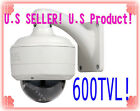 Sony 600tvl Ccd Outdoor Cctv Dome Vandal Proof Camera
