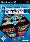Midway Arcade Treasures 3 (Sony PlayStation 2, 2005, DVD-Box)