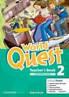 World Quest: 2: Teacher's Book Pack by Oxford University Press (Mixed media product, 2013)