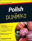 Polish For Dummies by Daria Gabryanczyk (Paperback, 2012)