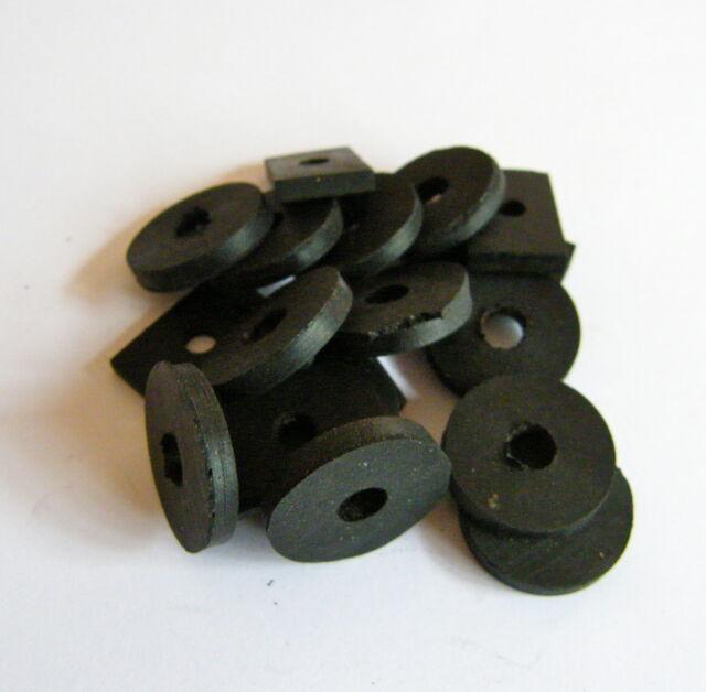 Lambretta Anti - Vibration Floor Rubber Kit