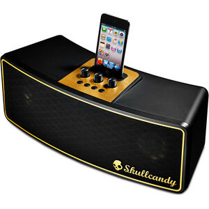 New-Skullcandy-Vandal-Speaker-Dock-for-iPhone-iPod-amp-MP3-Players