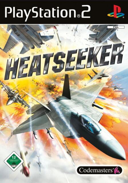 Heatseeker (Sony PlayStation 2, 2007, DVD-Box)