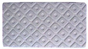 Be Square Texture Mold for Glass Tile or Dish