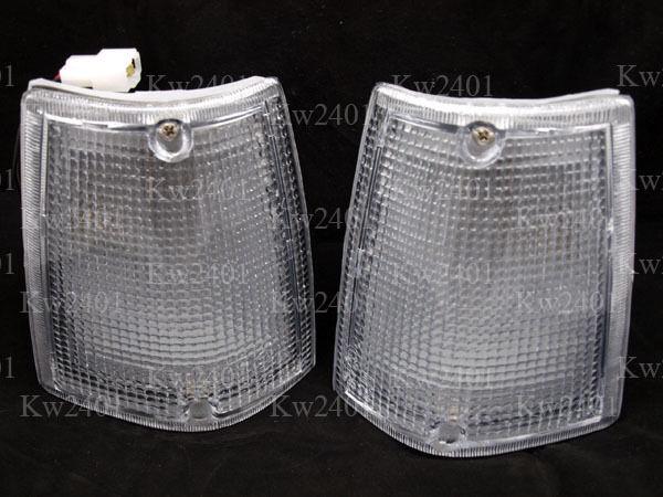 Front Corner Side light Lamp Original color For Mazda Magnum B2000 B2200 B2600