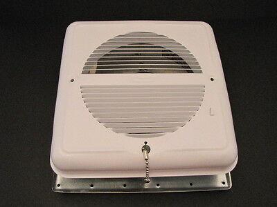 Mobile Home Parts. RV. Sidewall exhaust fan. Ventline V2215-11