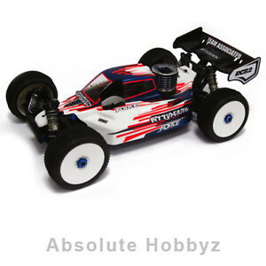Bitty-Design-Team-Associated-RC8-2-RC8-2E-Force-Body-Clear