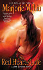 The Red Heart of Jade by Marjorie M. Liu (Paperback, 2011)