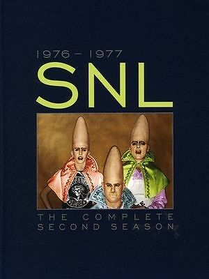 Saturday Night Live - The Complete Second Season (DVD, 2007, 8-Disc Set)