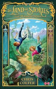 NEW-The-Wishing-Spell-By-Chris-Colfer-Paperback-Free-Shipping