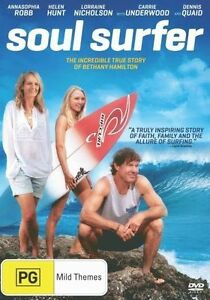 Soul-Surfer-NEW-DVD-Helen-Hunt-Dennis-Quaid-Region-4-Australia
