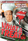 Harland Williams - What A Treat (DVD, 2006)