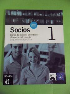 SOCIOS-1-CUADERNO-DE-EJERCICIOS-CD-CURSO-ESPANOL-DIFUSION-NUEVA-EDICION-2007