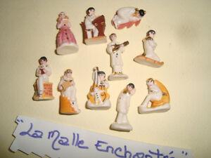 LA-SERIE-DE-HABAS-PIERROT-Y-SU-AMIS-10-HABAS-NUEVA-NEW-2012