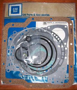Trimatic-Gasket-amp-O-039-ring-Rebuild-Kit-EH-HR-HK-HT-HQ-HZ-WB-VB-VK-VL-LX-Genuine-GM