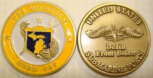 USS-MICHIGAN-SSBN-727-DEATH-FROM-BELOW-NAVY-MILITARY-SUBMARINE-CHALLENGE-COIN