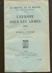 Poincare-l-039-europe-sous-les-armes-au-service-de-la-France-9-annees-de-souvenirs