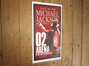 Michael-Jackson-O2-Arena-Repro-Concert-POSTER