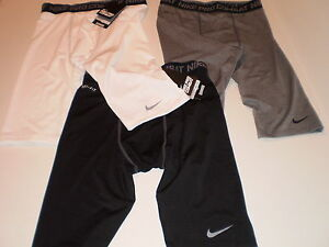 NWT-Mens-Nike-Pro-Combat-Dri-Fit-Compression-Shorts-Style-269605