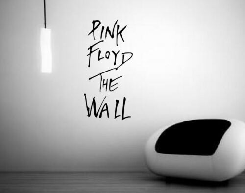 PINK FLOYD THE WALLDIY > Home Decor > Wall Decals & Stickers