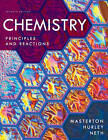 Chemistry: Principles and Reactions by William Masterton, Edward Neth, Cecile Hurley (Hardback, 2011)