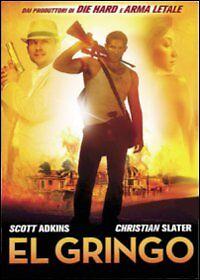 El Gringo - DVD USATO