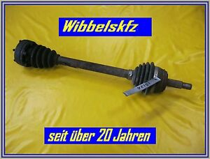 Seat-Ibiza-6K-94er-1-1ltr-Antriebswelle-links-kurze-Welle