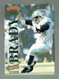 1995-action-packed-KYLE-BRADY-106-RC-Penn-State-Jets